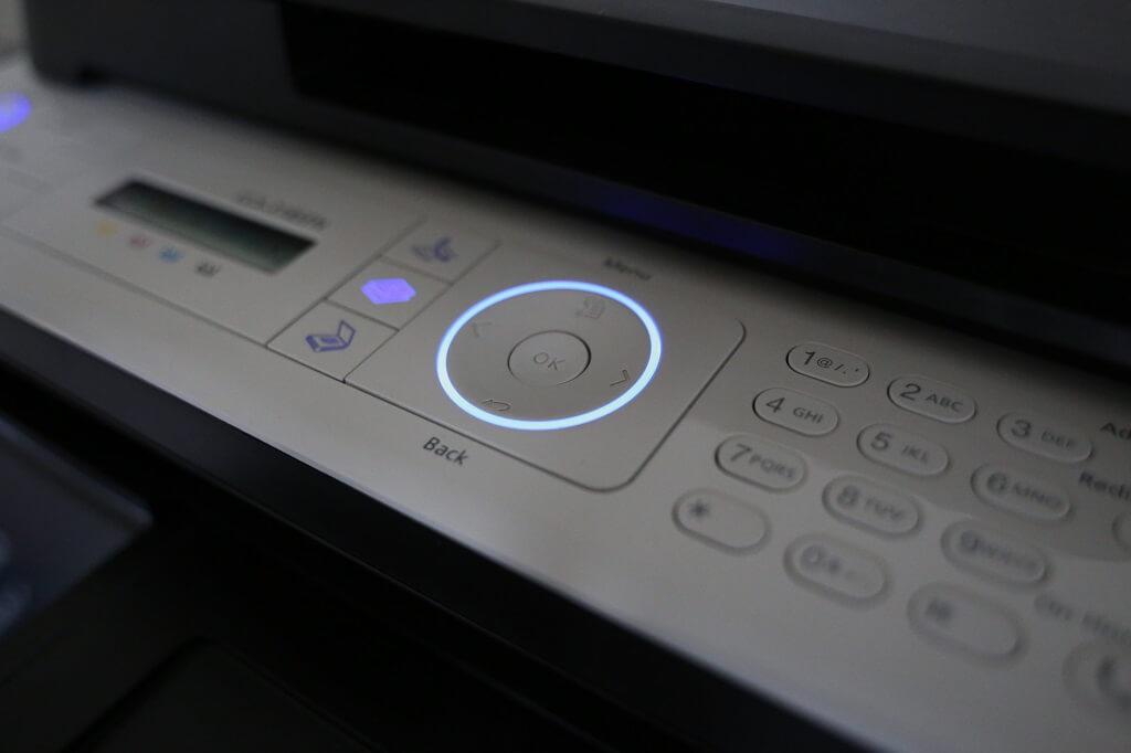 laserowe drukarki wielofukncyjne